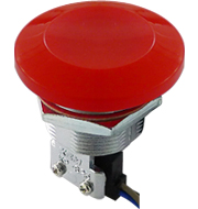 pushbutton KPCW-S25